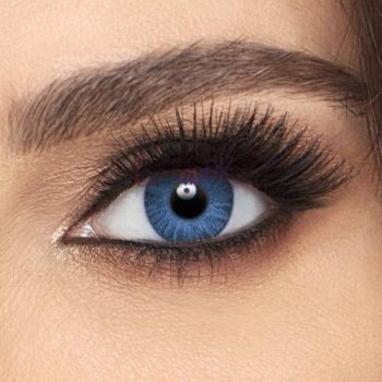 Buy Freshlook Brilliant Blue Contact Lenses - ColorBlends Collection - lenspk.com