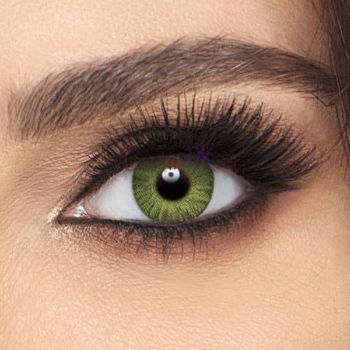 Buy Freshlook Gemstone Green Contact Lenses - ColorBlends Collection - lenspk.com