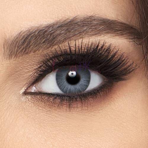 Buy Freshlook Sterling Gray Contact Lenses - ColorBlends Collection - lenspk.com