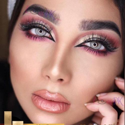 Buy Dahab Solitaire Contact Lenses in Pakistan – Gold Collection - lenspk.com
