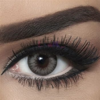 Buy Bella Almond Gray Green Contact Lenses - Diamond Collection - lenspk.com