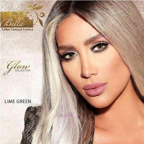 Buy Bella Lime Green Contact Lenses in Pakistan – Glow Collection - lenspk.comBuy Bella Lime Green Contact Lenses in Pakistan – Glow Collection - lenspk.com