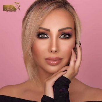 Buy Bella Sandy Brown Contact Lenses - Elite Collection - lenspk.com