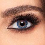 Buy Freshlook Blue Contact Lenses - One-Day - lenspk.com
