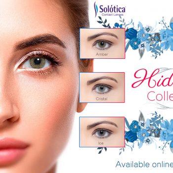 Solotica Hidrocor Eye Lenses