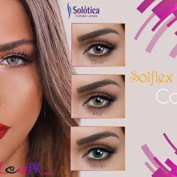 Solotica Solflex Natural Colors Eye Lenses