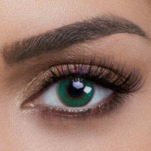 Buy Solotica Verde Contact Lenses in Pakistan – Solflex Natural Colors - lenspk.com