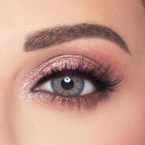 Amara Warm Gray contact lenses