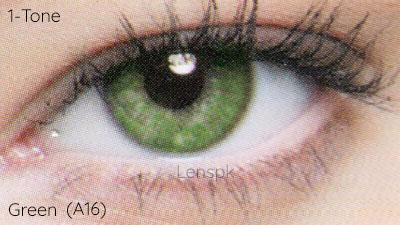 aryan green 1 tone