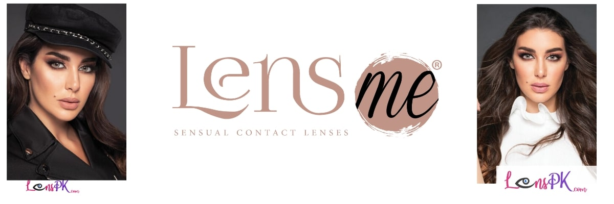Lensme Contact Lenses in Pakistan