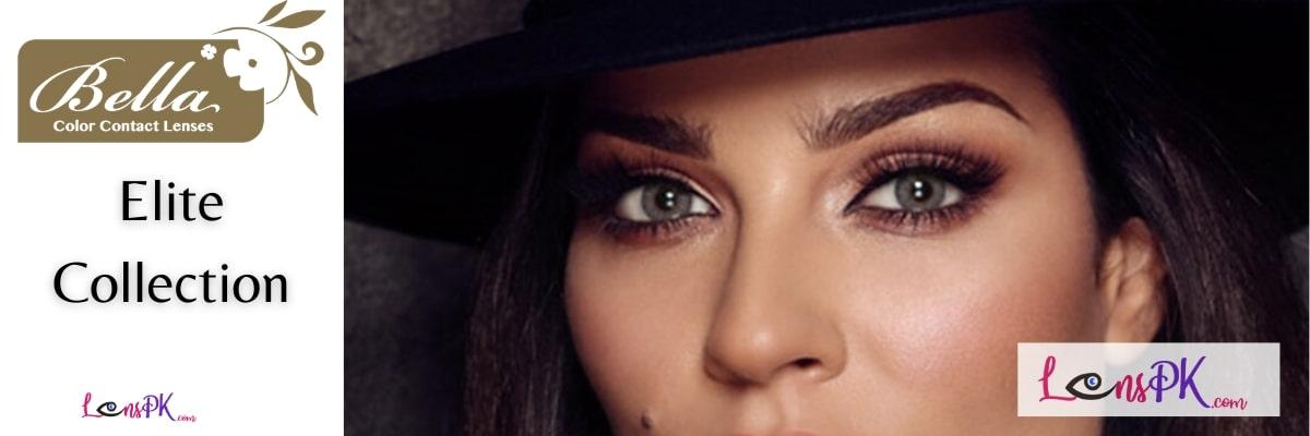 Bella Elite Collection Contact Lenses
