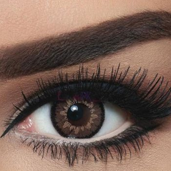 Bella Highlight Circle Brown Contact Lenses