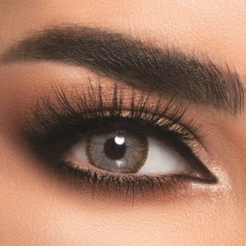 Buy LensMe Brown Contact Lenses in Pakistan - lenspk.com