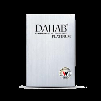 Dahab Platinum Contact Lenses