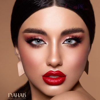 Buy Dahab Sky Contact Lenses - Gold Collection - lenspk.com