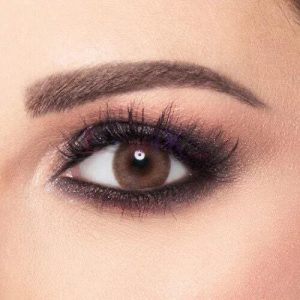 brown color contact lenses