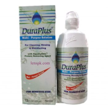 dura plus lens solution