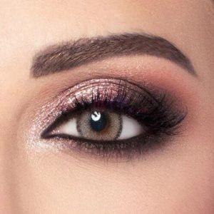 hazel contact lenses