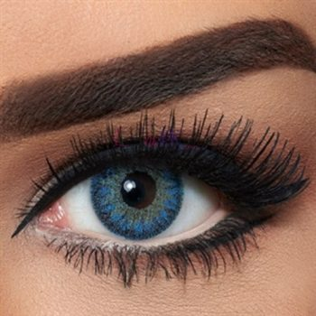 Buy Bella Natural Cool Blue Contact Lenses - lenspk.com