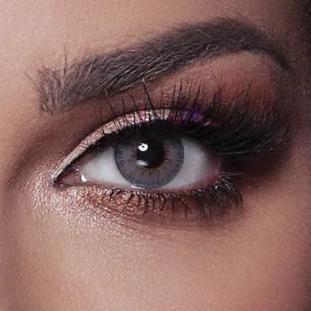 Buy Bella Gray Beige Contact Lenses - Elite Collection - lenspk.com