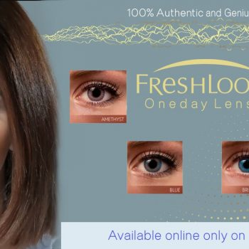 Freshlook One Day Contact Lenses