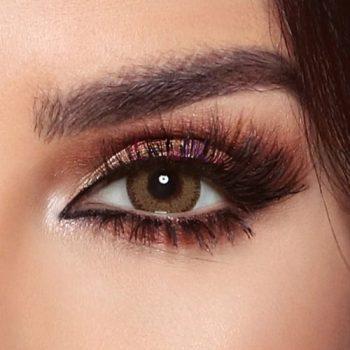 Buy Bella Radiant hazelnut Contact Lenses - Glow Collection - lenspk.com