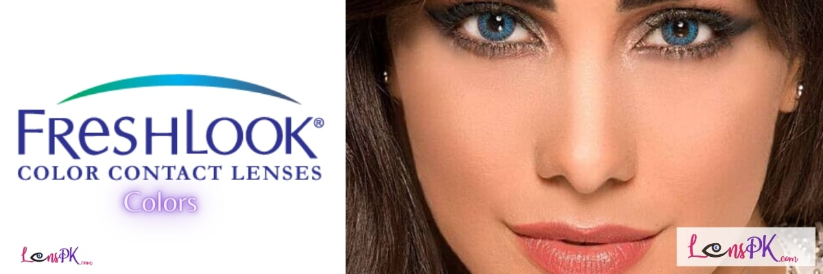 Freshlook Colors Contact Lenses in Pakistan