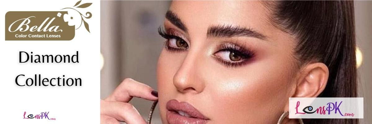 Bella Diamond Collection Contact Lenses