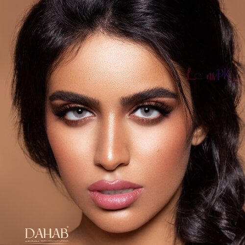Buy Dahab Ice Contact Lenses - One Day Collection - lenspk.com