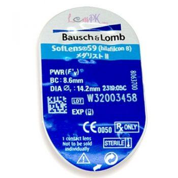 BAUSCH & LOMB SOFLENS 59 | Lenspk.com