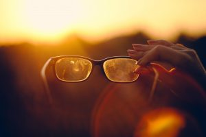 How to remove scratches out of eyeglass lenses