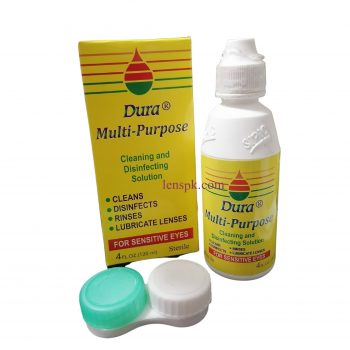 dura multi purpose lens solution