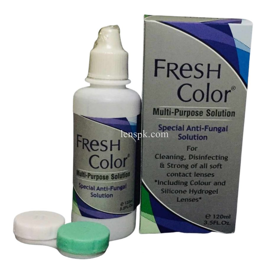 freshcolor lens solution