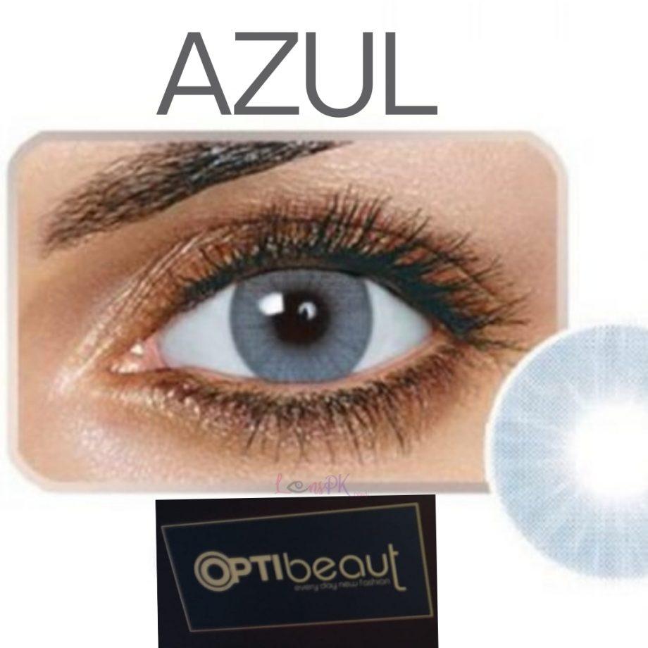 Optibeaut Azul Hidrocor Lenses