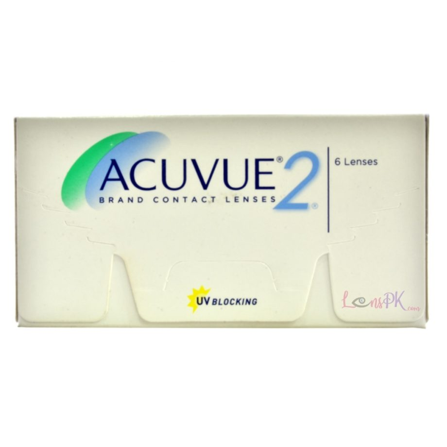Acuvue 2 Lenses By Johnson & Johnson
