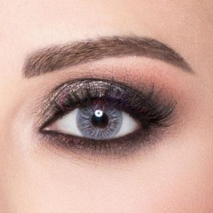 Coloured Contact Lenses for Light Eyes